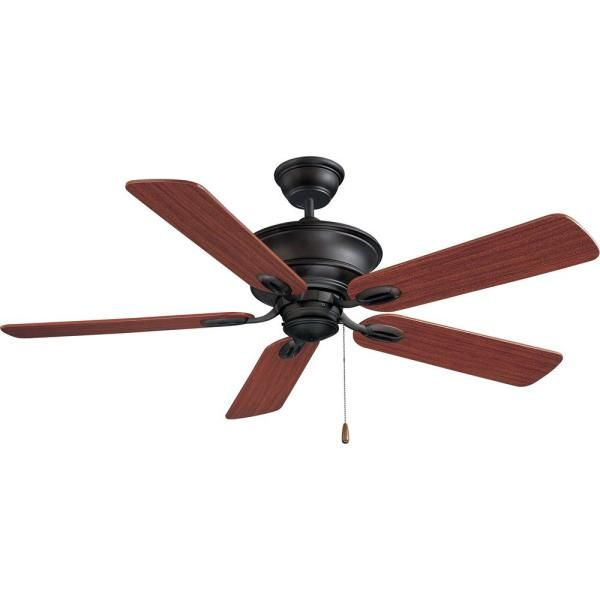 Home Decorators Collection Bentley Ii 18 In Indoor Outdoor Tarnished Bronze Oscillating Ceiling Fan With Wall Control Al14 Tb The Home Depot Bronze Ceiling Fan Ceiling Fan Volume Lighting