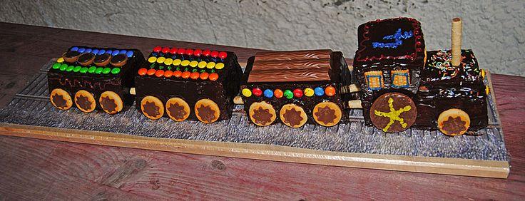 Zug-Kuchen