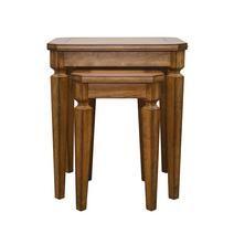 Madeline Oak Nest of Tables