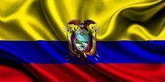 Ecuador bandera (flag)