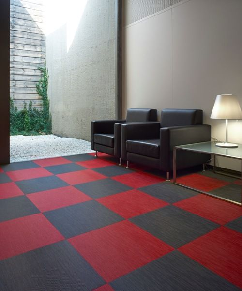 Fitnice chroma woven vinyl floor coverings floor for Vinyl floor covering