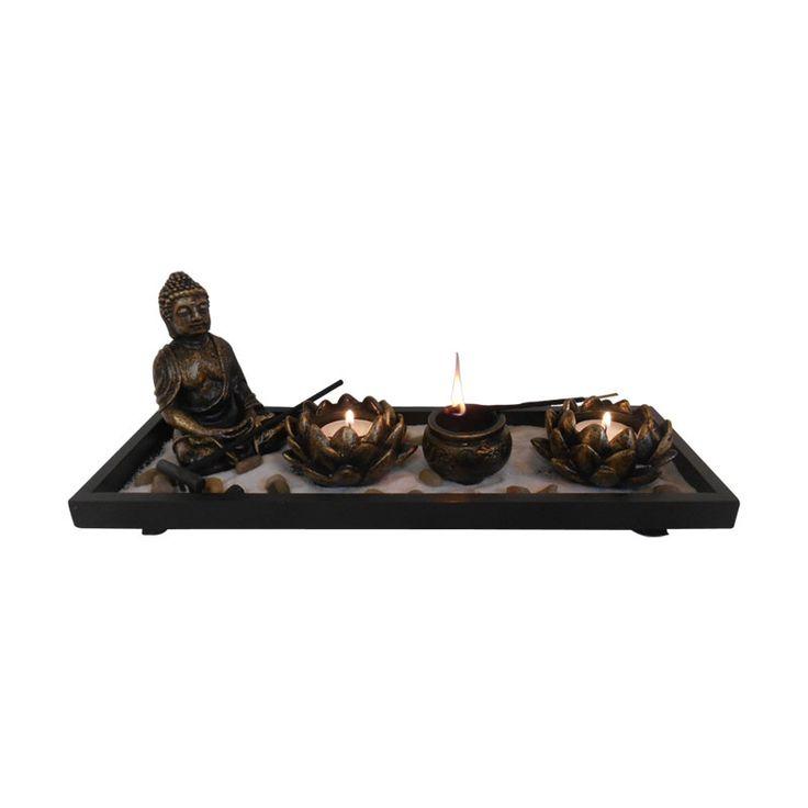 Oriental Furnishings - Japanese Desktop Zen Sand Garden, $28.00 (https://www.orientalfurnishings.com/japanese-desktop-zen-sand-garden/)