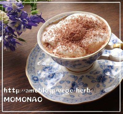 デザートなくても(^ε^)削りチョコがけウィンナーコーヒーがあれば ...