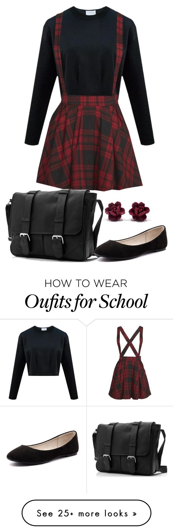 """<3"" by gracerose03 on Polyvore featuring Mini Cream, Verali, women's clothing, women, female, woman, misses and juniors"