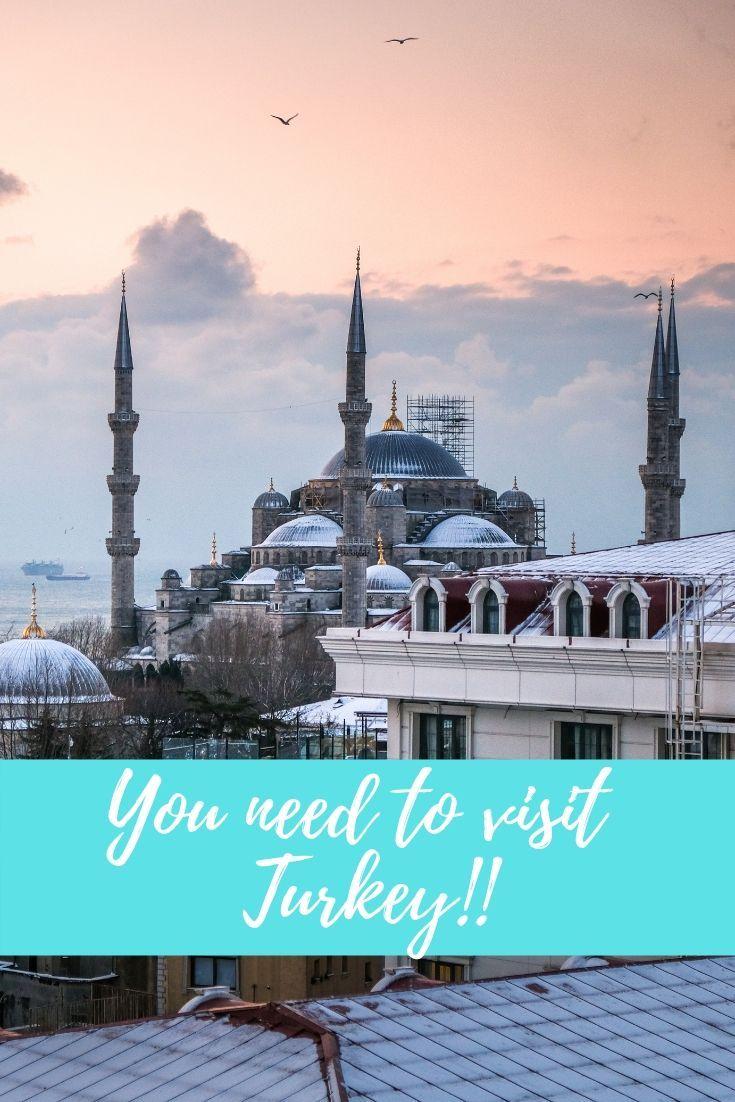 Visit Turkey!!