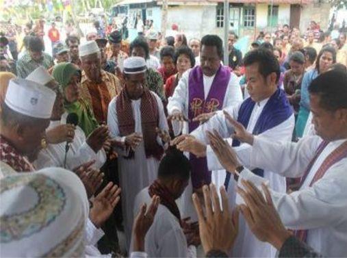 Menangkal provokator: suku, agama, dan perbedaan golongan, tiga sisi Indonesia yang rentan provokasi | Yubelium