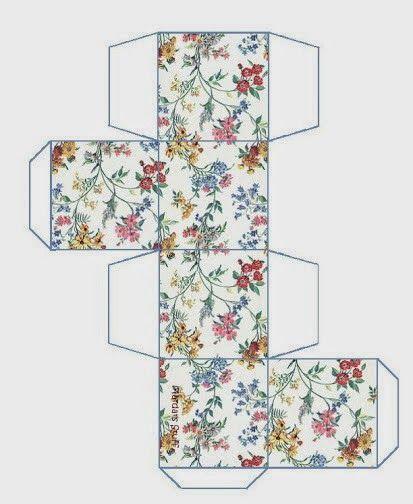 Imprimolandia: Cajas de papel Free printable box