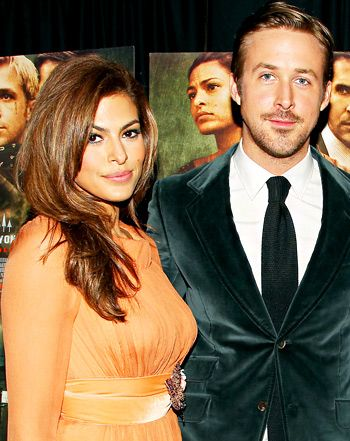 Ryan Gosling, Eva Mendes Are Fighting Over Her Jealousy - Us Weekly