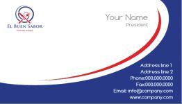 Herramienta diseñadora de tarjetas de presentación DesignMantic.com