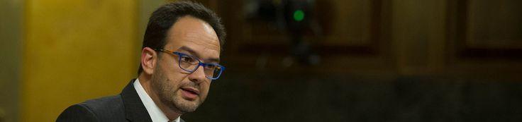 El portavoz del PSOE consuma hoy su giro del no a la abstención y explica que no es apoyar a Rajoy