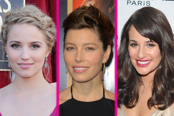 Frisuren: Pony wachsen lassenStars wie Dianna Agron, Jessica Biel und Lea Michele machen's vor: Wer den Pony wachsen lassen will, hat