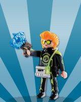 Playmobil Serie 8 Agente del futuro
