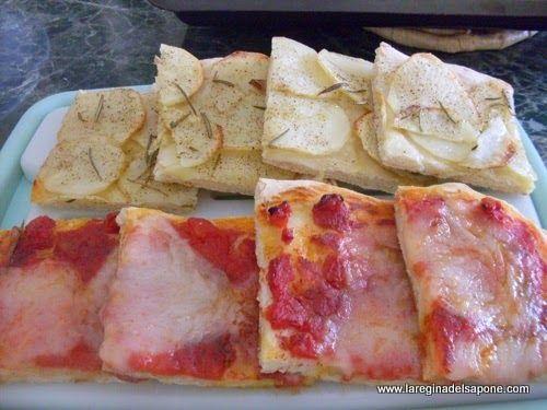 E' possibile preparare un'ottima pizza casalinga anche senza ricorrere all'uso del lievito di birra o a quello del lievito chimico, entra...