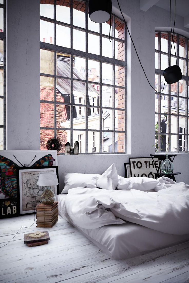 Bedroom loft - Галерея 3ddd.ru