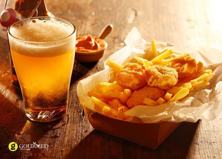 Κουρκούτι μπύρας - gourmed.gr