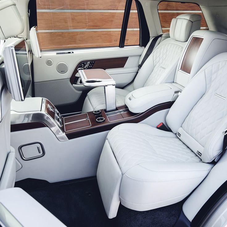 Hayallerinize hükmeder. Range Rover SVAutobiography.  #Otomol #RangeRover