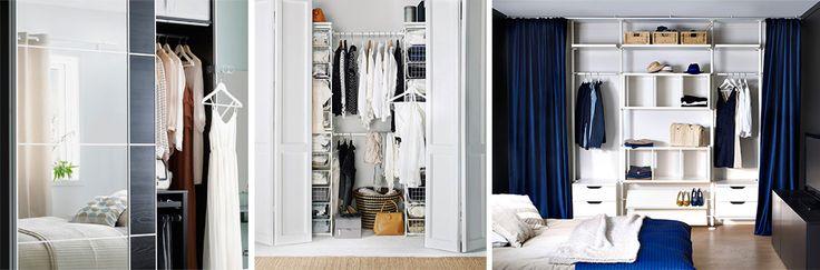 M s de 25 ideas incre bles sobre cortinas ikea en for Cortinas para armarios empotrados