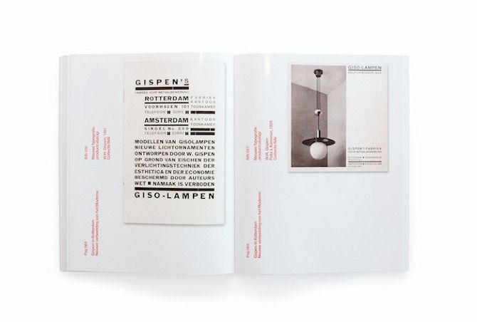 Gispen in Rotterdam by Stout/Kramer in thisispaper.com #publishing #graphicdesign #print #book