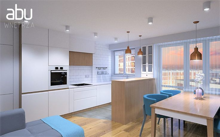 kitchen & dining room, scandinavian design