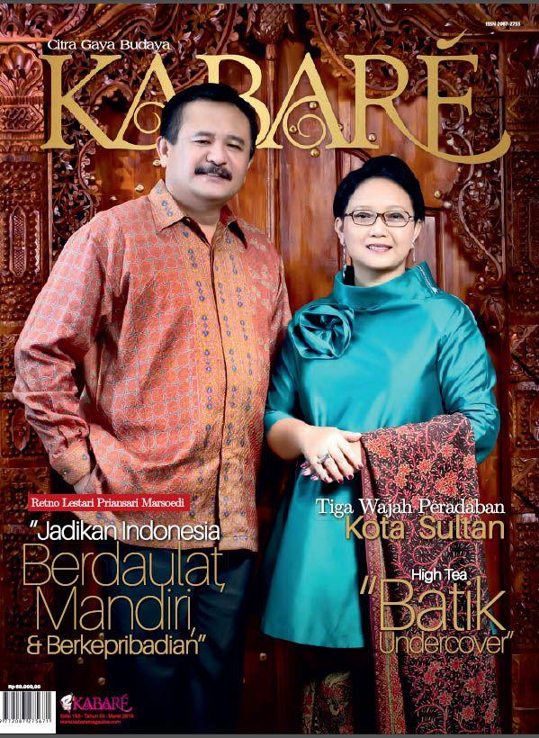 Kabare Magazine edisi Maret 2015