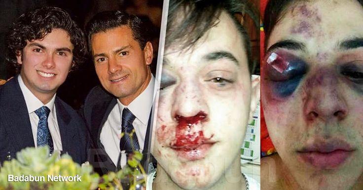 El hijo del Presidente Enrique Peña Nieto, Alejandro Peña Pretelini, ordenó a su equipo de guardaespaldas que golpearan a dos jóvenes originarios de Coahuila...