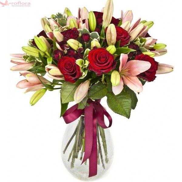 beauty-by-roflora-buchet-crini-trandafiri_1.jpg (600×600)