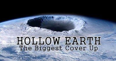 Οι Μυστικές αποστολές στην Κούφια Γη & Η Υπόγεια πολιτεία Αγκάρθα (Βίντεο)