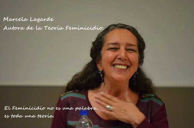 Frase - Marcela Lagarde
