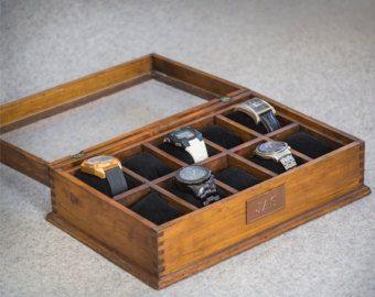Watch Box Watch Case Men's Watch Box Watch Box for Men