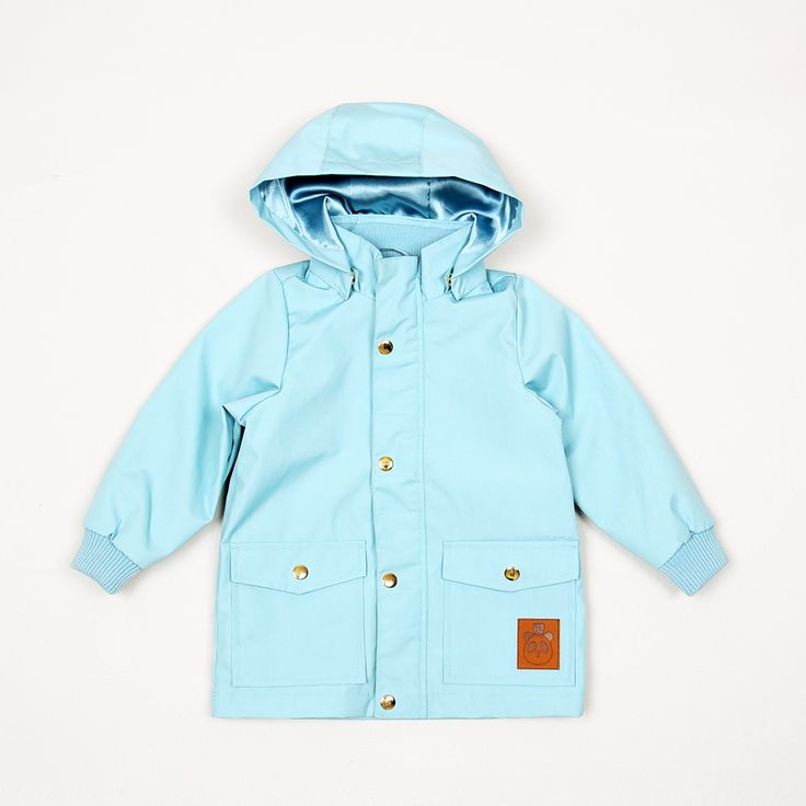Pico Jacket - Light Blue / Mini Rodini - Söt by Sweden