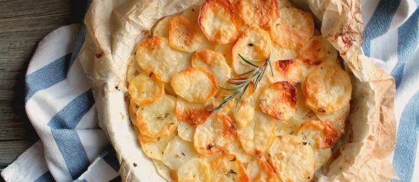 Ricetta tortino di patate e scamorza