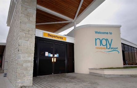 Newquay Airport weeks away from tendering Gatwick route to bidders