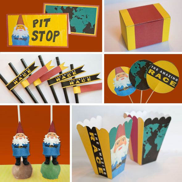 1000 ideas about race clues on pinterest amazing race for Amazing race birthday party templates
