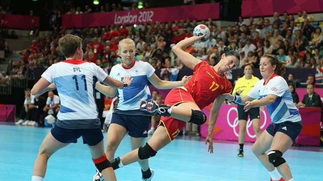 28-07-2012 - Handball - HB - Women - POPOVIC Bojana