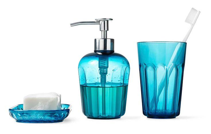 Unique Turquoise Bathroom Accessories for Decoration - LightHouseShoppe.com