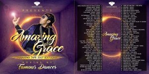 RAGING DAWGS  AMAZING GRACE (HOSTED BY FAMOUS DANCER)