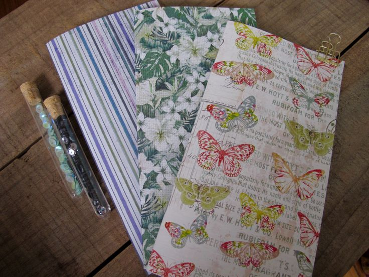 A personal favourite from my Etsy shop https://www.etsy.com/au/listing/471542680/booklets-botanical-3-pack