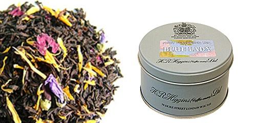 Blue Lady Tea from H.R.Higgins Ltd.