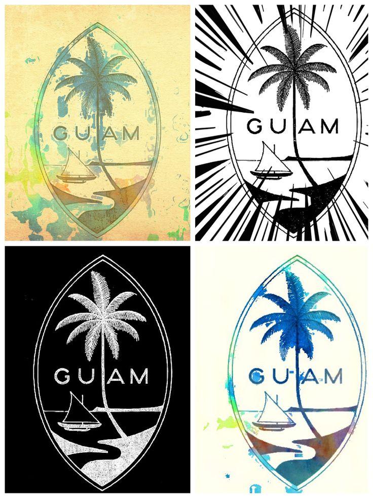 Guam seal.