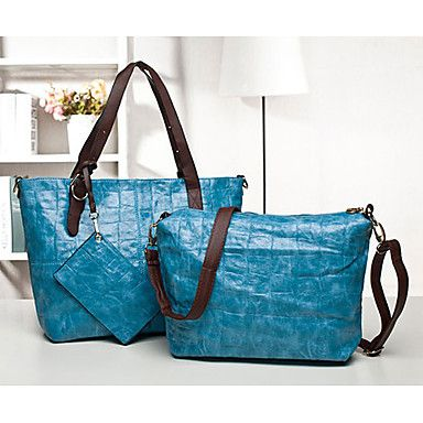 Fashion Stone Pattern Easy Matching Shoulder bag