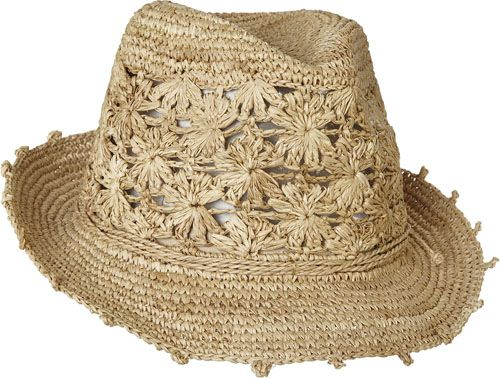 Ada Natural Fedora by florabella-Can buy on florabella.direct