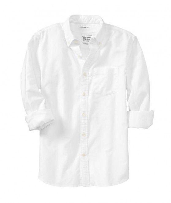Five Ways to Wear One: The White Oxford Cloth Button Down (OCBD) (via @Barron Cuadro)