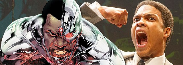 Man Of Steel 2: Ray Fisher Cast As Cyborg!