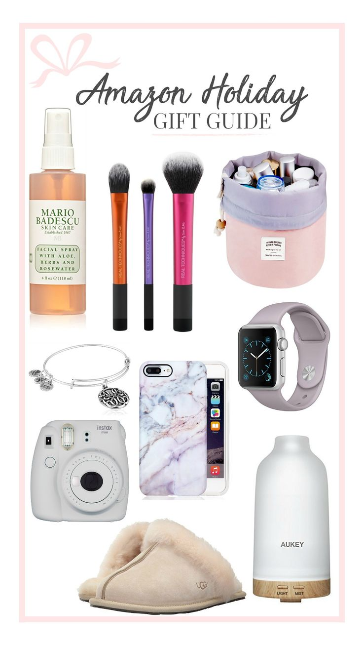 Amazon Holiday Gift Guide 2017 For Her
