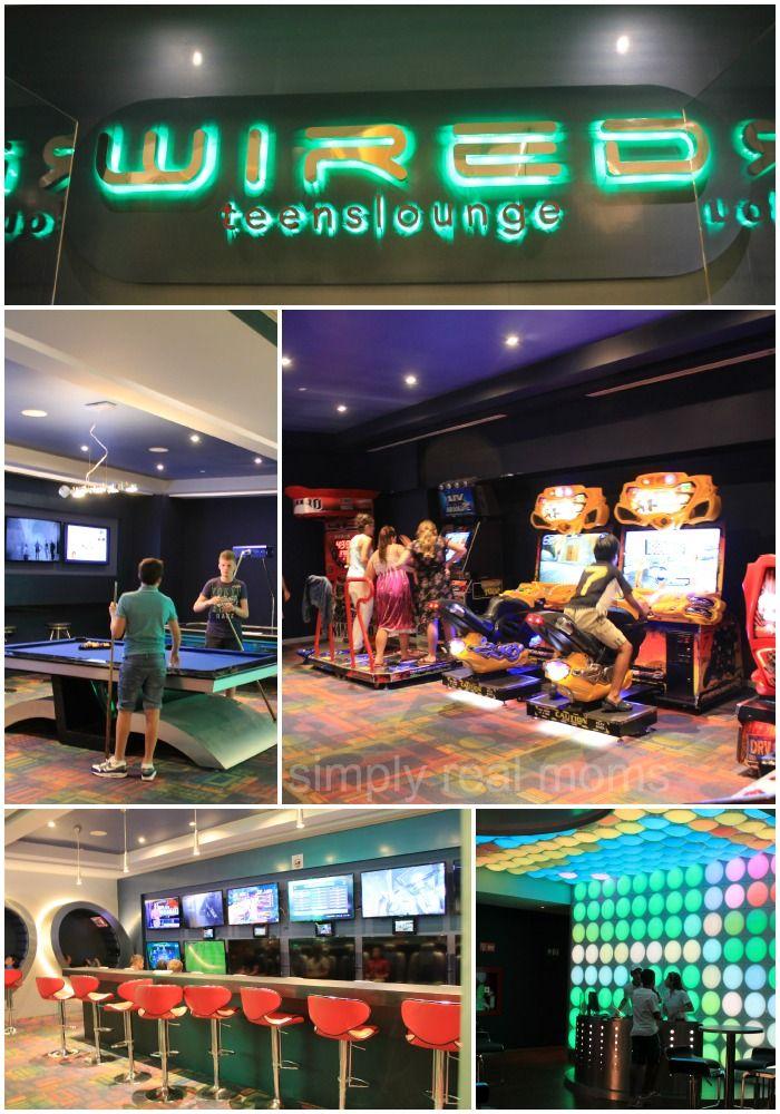 Teen Lounge, Moon Palace Resorts