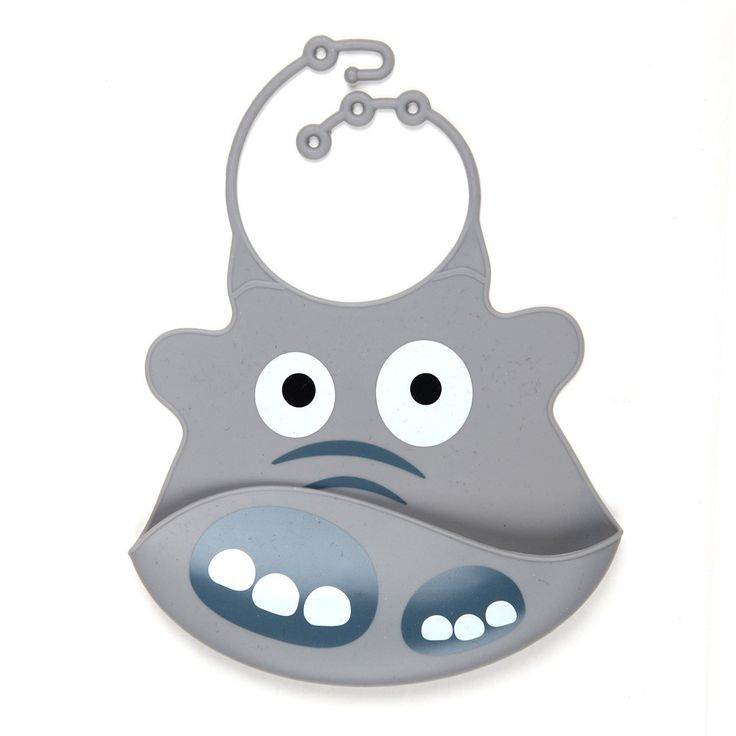 Hippo. Silicone Baby Bips. 98k