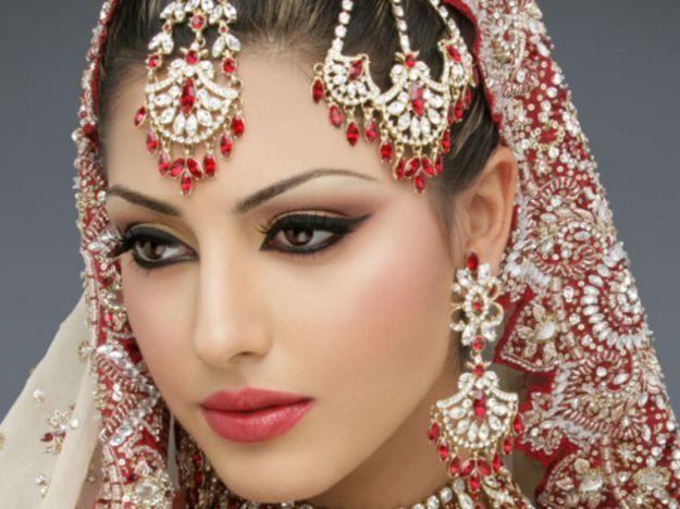 Индийский макияж ::: onelady.ru ::: #makeup #eyes #eyemakeup