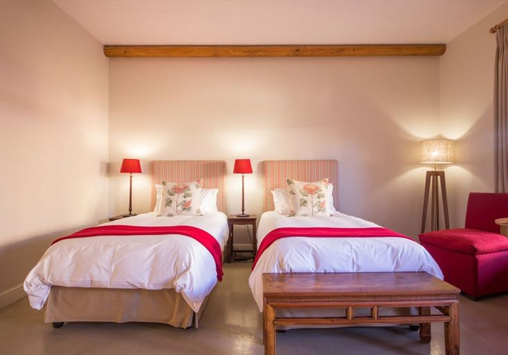 Step inside the new Spier Hotel rooms | Spier Wine Farm