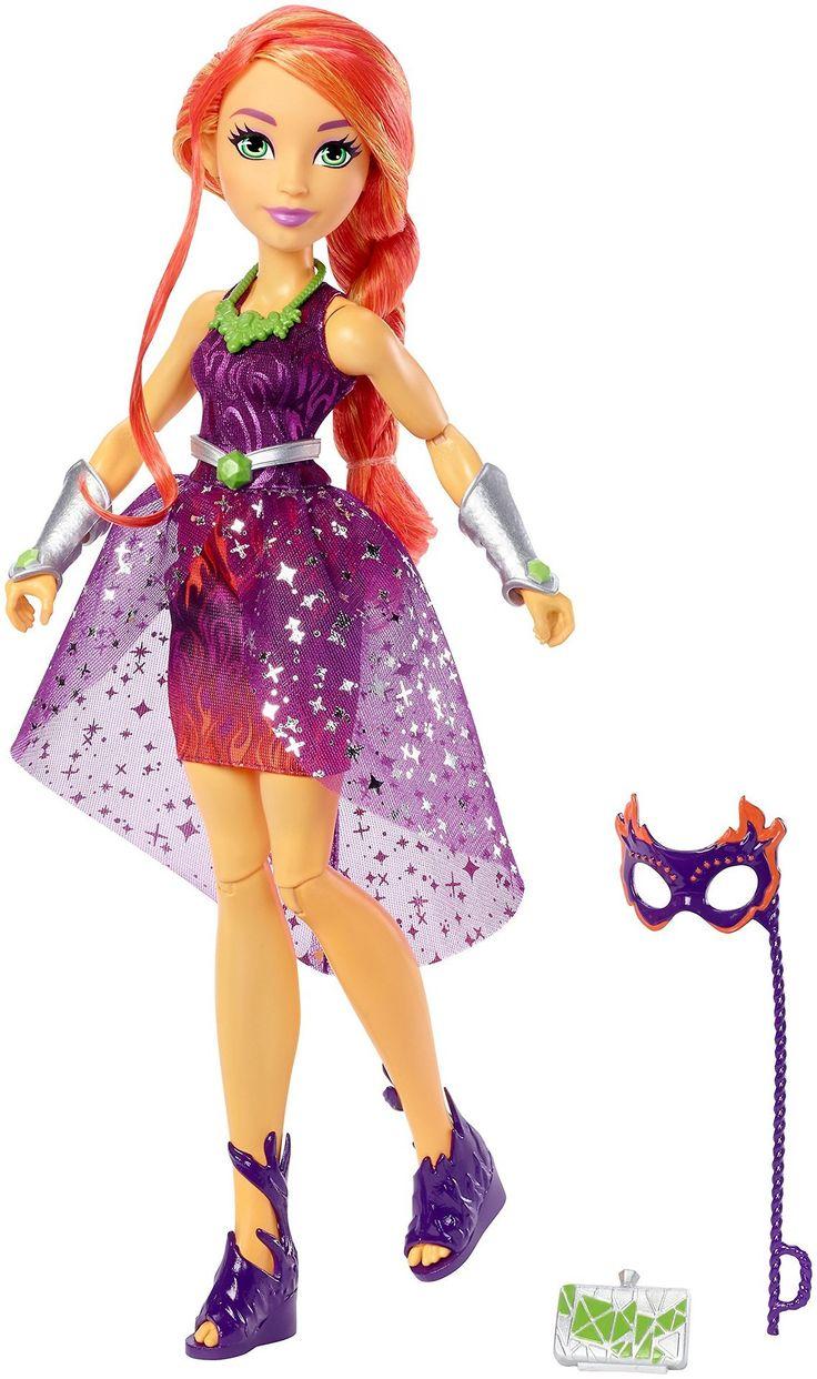 91 best dc super hero girls dolls images on pinterest