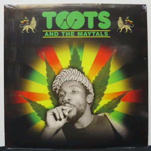 TOOTS-amp-THE-MAYTALS-039-Pressure-Drop-The-Golden-Tracks-039-Vinyl-LP-NEW-amp-SEALED